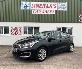 2018 KIA CEED AUTOMATIC DIESEL ONLY 43K FOR SALE IN CORK FOR €16,450 ON DONEDEAL