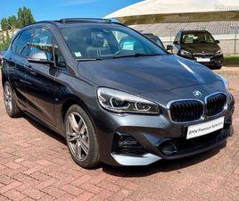 BMW SERIE 2 ACTIVETOURER 218IA 140CH M SPORT DKG7