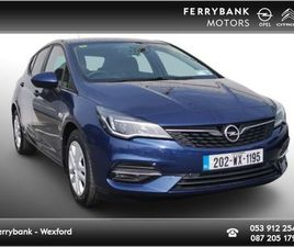 OPEL ASTRA 16 HATCH-SC-1.2 TURBO 11 FOR SALE IN WEXFORD FOR €21,950 ON DONEDEAL