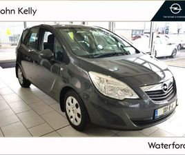 OPEL MERIVA S 1.4I 100PS STOP START FOR SALE IN WATERFORD FOR €7,995 ON DONEDEAL
