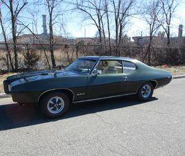 1969 PONTIAC GTO FOR SALE