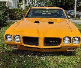 1970 PONTIAC GTO JUDGE JUDGE