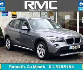 BMW X1 SDRIVE18D SE FOR SALE IN MEATH FOR €9,950 ON DONEDEAL