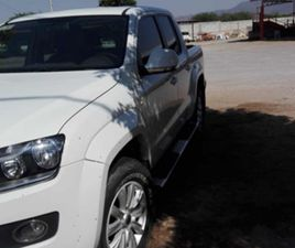 VOLKSWAGEN AMAROK 2.0 ENTRY MT 163 HP