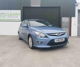 HYUNDAI I30, 2011 FOR SALE IN WEXFORD FOR €5,250 ON DONEDEAL