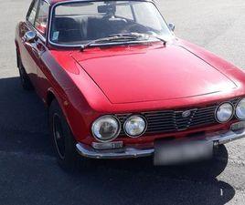 ALFA ROMEO GUILIA 1600 GT