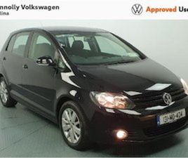 VOLKSWAGEN GOLF PLUS LIFE 1.6TDI M5F 105H FOR SALE IN MAYO FOR €9495 ON DONEDEAL