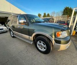 FORD EXPEDITION, EDDIE BAUER, V8, LPG GAS CONVERSION, SEVEN SEATER