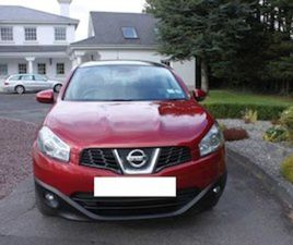 2013 NISSAN QASHQAI+2 1.5DCI 7/SEATER NCT 9/21 FOR SALE IN WEXFORD FOR €11000 ON DONEDEAL