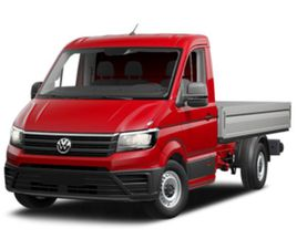 VOLKSWAGEN CRAFTER CSC PLATEAU PROPULSION (RS) 35 L3 2.0 TDI 140CH BUSINESS - 2 PORTES