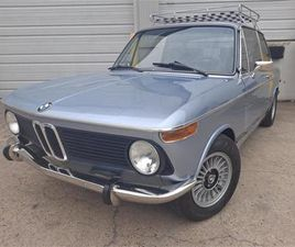 FOR SALE: 1974 BMW 2002TII IN HOUSTON, TEXAS