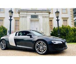 USED 2013 AUDI R8 V8 QUATTRO COUPE 38,000 MILES IN BLACK FOR SALE   CARSITE