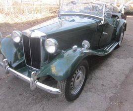 1952 MG TD MK II