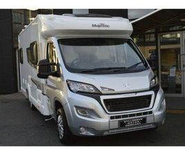 PEUGEOT BOXER ELLDIS MARQUES MAJESTIC 6 BERTH CAM FOR SALE IN DUBLIN FOR €76,900 ON DONEDE
