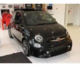 ABARTH 595 1.4 TJET 145HP CONVERTIBLE 2DR