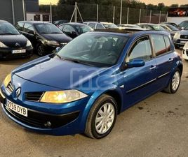RENAULT - MEGANE SEDAN CONFORT AUTHENTIQUE 1.5DCI100
