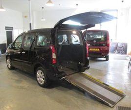 CITROEN BERLINGO MULTISPACE 1.6 HDI PLUS 5DR WHEELCHAIR CAR MPV 2015