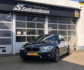BMW 1-SERIE 118D SPORTLINE | AUTOMAAT | WEINIG KM | ZEER GOED ONDERHOUDEN UIT 14-04-2015 A