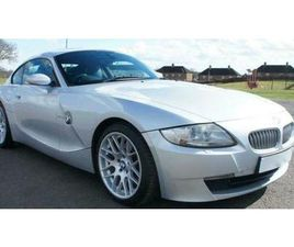 2007 BMW Z4 3.0SI SPORT 2DR COUPE PETROL MANUAL
