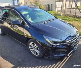 OPEL ASTRA K ELITE 1.4 150 TURBO BVA