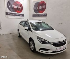 OPEL ASTRA V 1.6 CDTI 110CH BUSINESS EDITION
