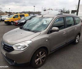 DACIA LODGY 1.2 TCE 115 5 PLACES BLACK LINE