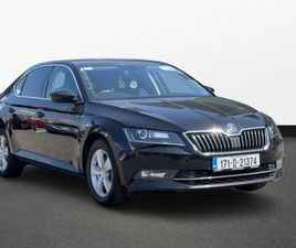 SKODA SUPERB AMBITION 1.6TDI 120BHP 60 PER WEEK FOR SALE IN WEXFORD FOR €17,995 ON DONEDEA