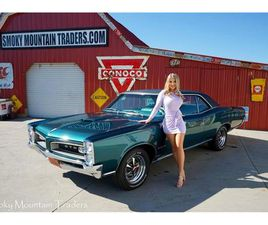 FOR SALE: 1966 PONTIAC GTO IN LENOIR CITY, TENNESSEE