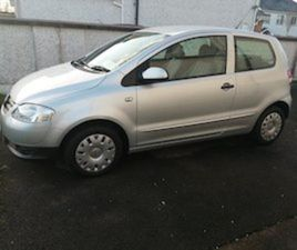 2011 VW FOX FOR SALE IN ROSCOMMON FOR €2800 ON DONEDEAL