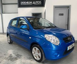 KIA PICANTO, 2010 1.1 LX FOR SALE IN WATERFORD FOR €3,950 ON DONEDEAL