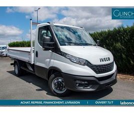 IVECO DAILY III 35C18H 3.0 3450 180 CH BENNE JPM
