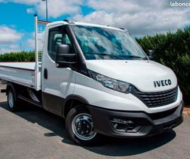 IVECO DAILY 35C140 NEUF BENNE JPM