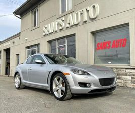 USED 2005 MAZDA RX-8 4DR SDN