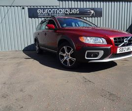 VOLVO XC70 2.4 D5 SE LUX GEARTRONIC AWD 5DR