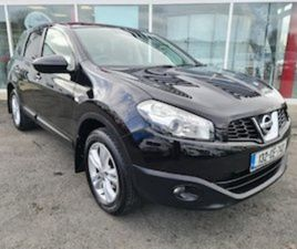 NISSAN QASHQAI +2 1.5 DIESEL NICE SPEC 7 SEATS FOR SALE IN CLARE FOR € ON DONEDEAL