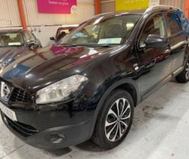 NISSAN QASHQAI +2 QASHQAI 2 SOLD SOLD SOLD FOR SALE IN CORK FOR € ON DONEDEAL