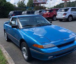 1993 MERCURY CAPRI XR2