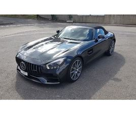 AMG GT ROADSTER SPEEDSHIFT DCT