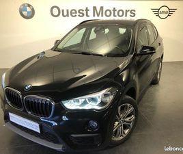 BMW X1 SDRIVE16DA 116CH BUSINESS DESIGN DKG7 EURO6D-T