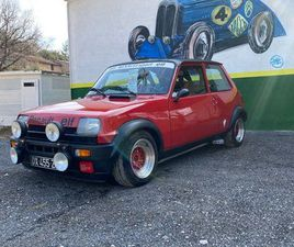 R5 ALPINE TURBO