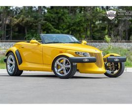 FOR SALE: 2002 CHRYSLER PROWLER IN MILFORD, MICHIGAN