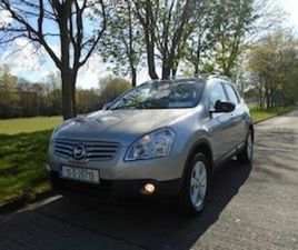 2010 NISSAN QASHQAI 1.5 DSL + 2 - NCT 11/21 FOR SALE IN DUBLIN FOR €7950 ON DONEDEAL