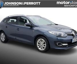 RENAULT GRAND MEGANE LIMITED 1.5 DCI 9 AS NEW LOW FOR SALE IN CORK FOR €13,900 ON DONEDEAL
