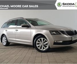 SKODA OCTAVIA COMBI AMBITION 1.6TDI 115BHP 5DR FOR SALE IN WESTMEATH FOR €20,950 ON DONEDE