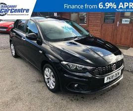 2018 FIAT TIPO 1.4 EASY PLUS HATCHBACK - £7,795
