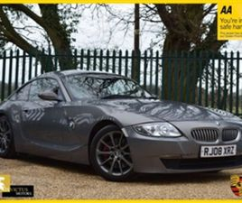 USED 2008 BMW Z4 3.0 Z4 SI COUPE 2D 265 BHP COUPE 95,833 MILES IN GREY FOR SALE   CARSITE