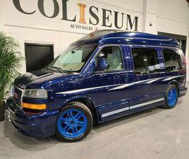 2003 GMC SAVANA STARCRAFT CLASSIC CONVERSION VAN **SHAGGIN WAGON** | CARS & TRUCKS | CITY