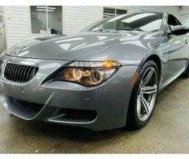 2008 BMW M6 M6*CONVERTIBLE* | CARS & TRUCKS | QUÉBEC CITY | KIJIJI
