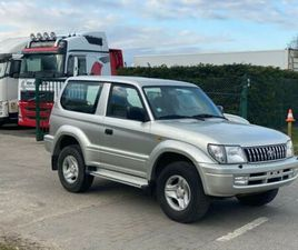 TOYOTA LAND CRUISER 3.0 TD SPECIAL *1OWNER*LIKE NEW*