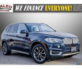 USED 2015 BMW X5 X5 / 7 PASSENGER / BACK UP CAM / LEATHER / LOADED